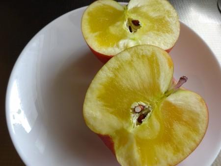 蜜入りりんご1